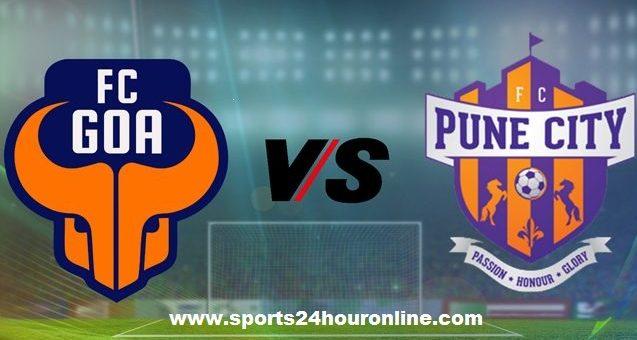Hotstar Live Coverage Goa vs Pune City ISL 2018