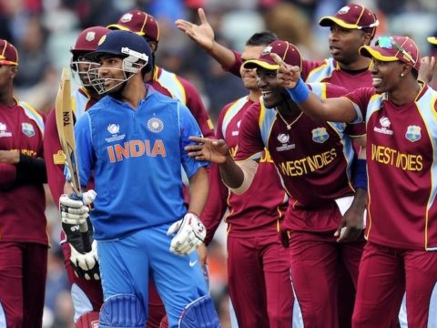 India vs West Indies 2nd ODI Live Score1