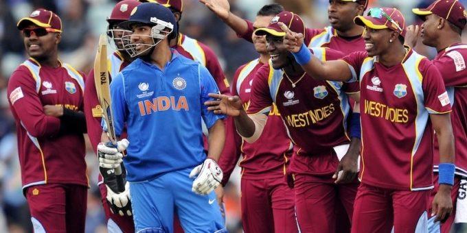 India vs West Indies 2nd ODI Live Score1