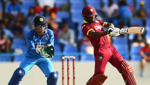 India vs Windies Live Streaming First ODI 21 October 2018