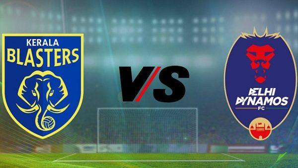 Kerala Blasters vs Delhi Dynamos Live Streaming ISL Match on 20-Oct-2018