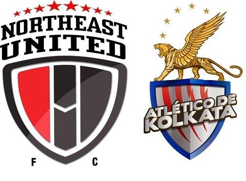 ATK vs Northeast United Live Streaming Today ISL Football Match