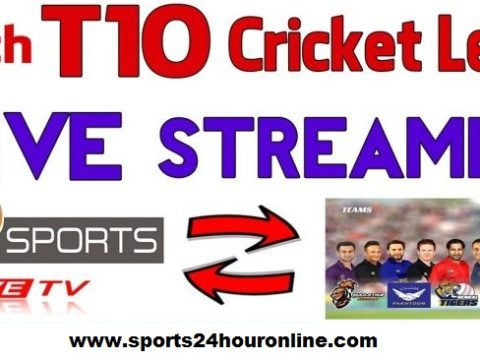 Kerala Knights vs Pakhtoons Live Streaming T10 League 2018 Today