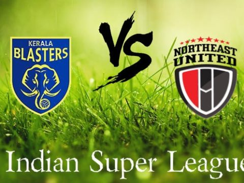 NorthEast United vs Kerala Blasters Live Streaming ISL Today Match
