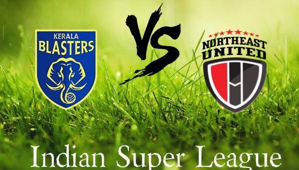 NorthEast United vs Kerala Blasters Live Streaming ISL Today Match