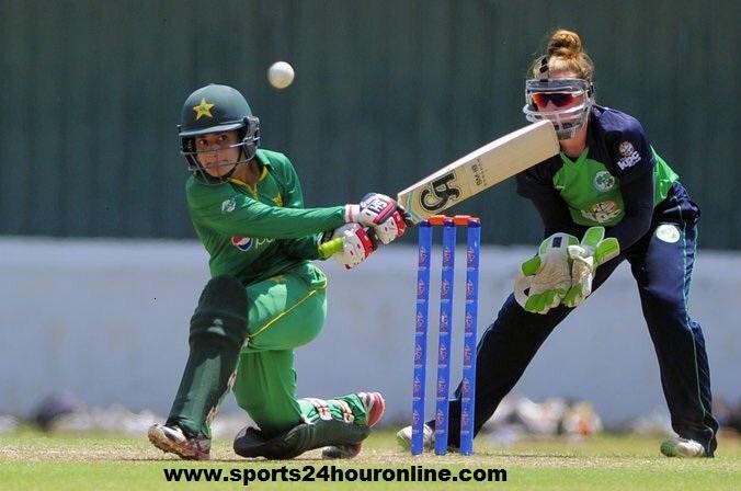 PAKW vs IREW Live Streaming 9th Match ICC Womens World T20