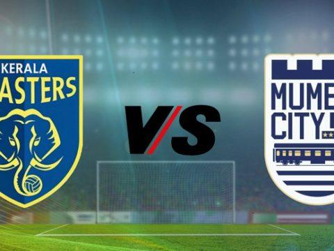 Mumbai City vs Kerala Blasters Live Stream Today ISL Match