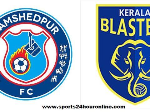 Jamshedpur vs Kerala Blasters Live Streaming Football Match Preview 03-12-2018