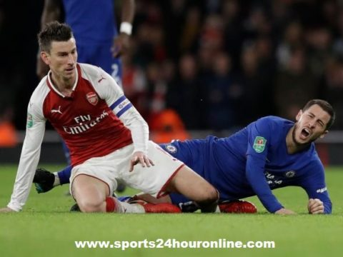 Arsenal vs Chelsea Live Streaming Premier League Today Football Match