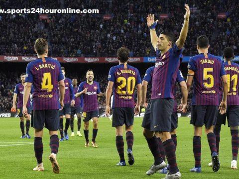 Barcelona vs Eibar Today Live Football Match Stream, Broadcaster, Kick off Time, Squads