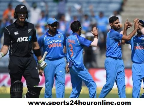 New Zealand vs India, 5th ODI Live Telecast Channels, Stream, Match Info