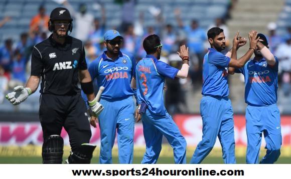 New Zealand vs India, 5th ODI Live Telecast Channels, Stream, Match Info