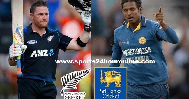 NZ vs SL Third ODI of Sri Lanka tour of New Zealand 2018-19