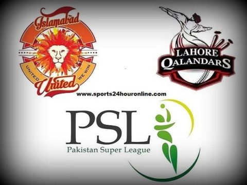 ISU vs LHQ First Match of Pakistan Super League 2019. Islamabad United vs Lahore Qalandars 1st match live broadcast on PTV sports, Hotstar, fox sports tv