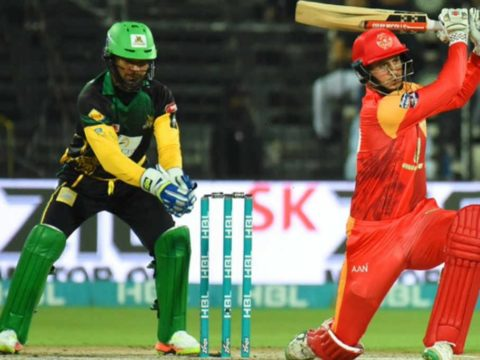 Islamabad United vs Multan Sultans 4th Match PSL 2019