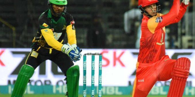 Islamabad United vs Multan Sultans 4th Match PSL 2019