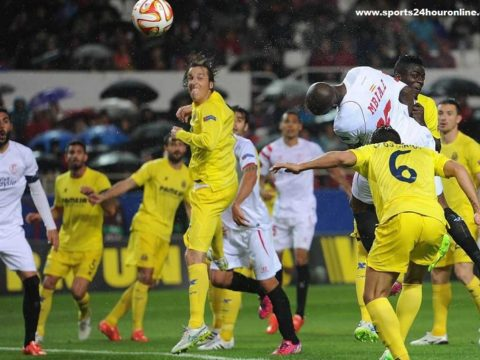 Villarreal vs Sevilla Live Broadcast La Liga Football Match