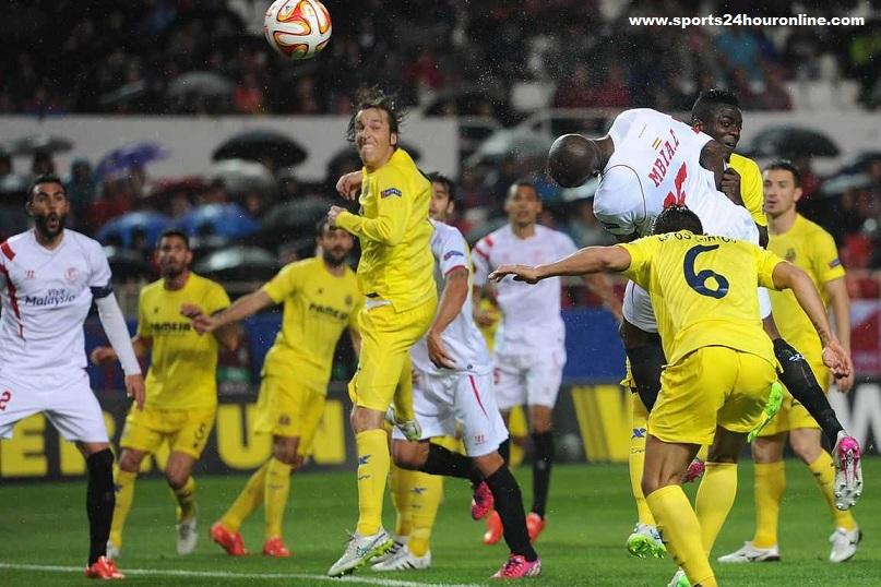 Villarreal vs Sevilla Live Broadcast La Liga Football Match