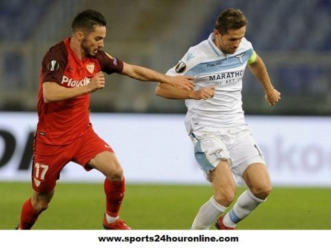 Sevilla vs Lazio Live Stream UEFA Europa League