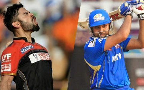 RCB vs MI Today IPL 7th Match 28 March 2019, TV Channels, Score, Squads