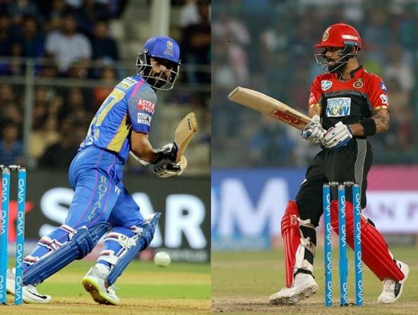 RCB vs RR 49th Match of IPL 2019 Television Channels, Score information