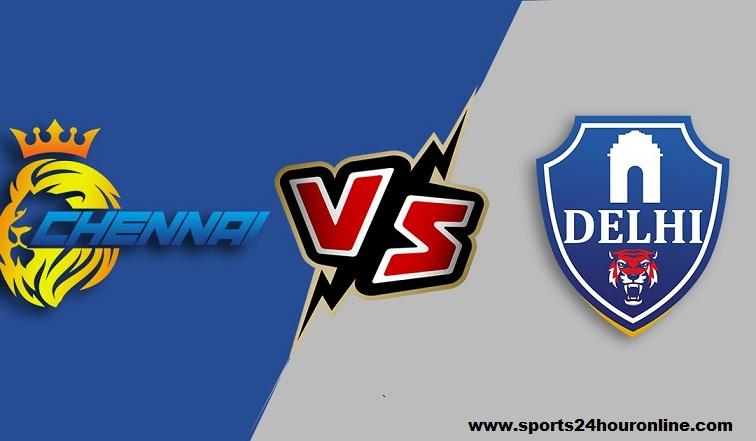 DC vs CSK Qualifier 2 of IPL 2019