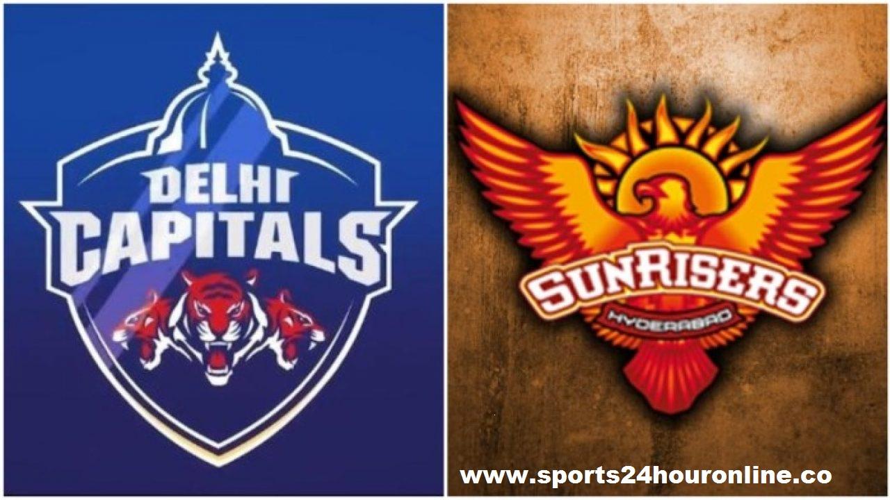 DC vs SRH Eliminator Of IPL 2019