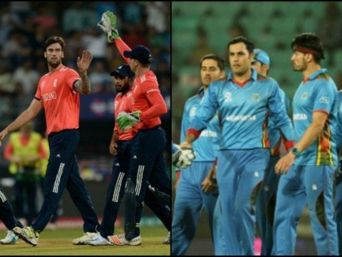 इंग्लैंड वस अफ़ग़ानिस्तान ICC वर्ल्ड कप मैच २४