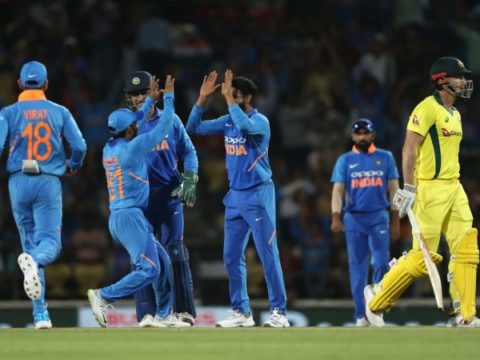 India vs Australia Match 14 ICC World Cup 2019