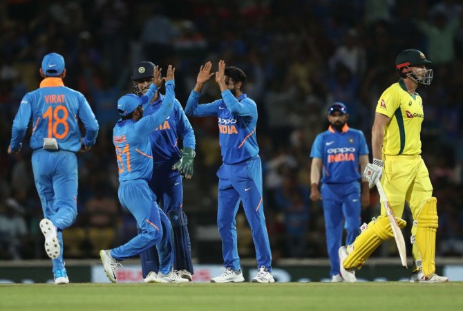 India vs Australia Match 14 ICC World Cup 2019