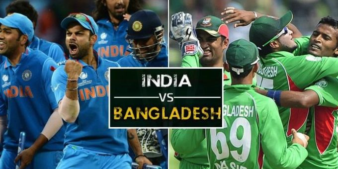 IND vs BAN Match 40 CWC 2019