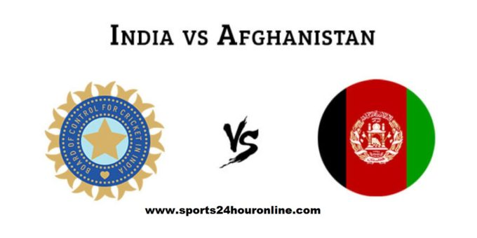 India vs Afghanistan Match 28 - ICC World Cup 2019