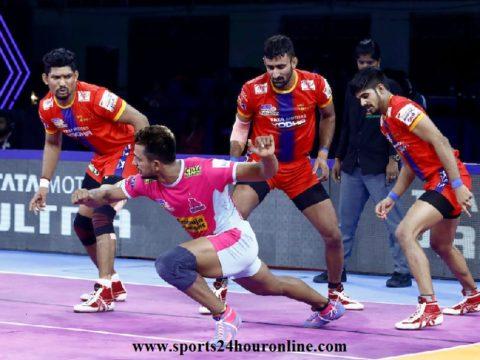Tamil Thalaivas vs Pink Panthers Live Streaming PKL 2019