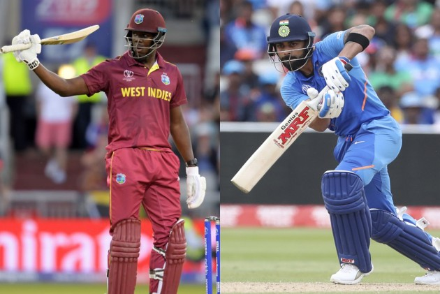 West Indies vs India Second T20I Match