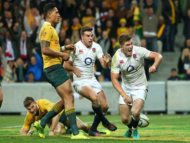 England vs Australia Live Stream Channels of Rugby World Cup Japan 2019