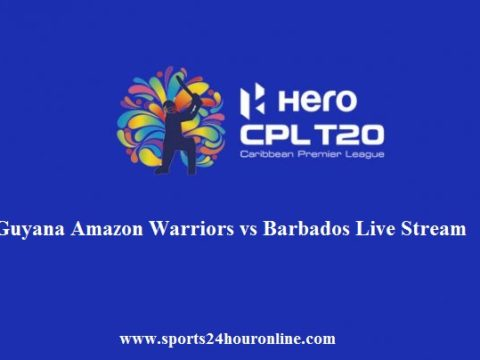 Guyana Amazon Warriors vs Barbados Final Match Live Stream 2019. GAW vs BT, Final, Caribbean Premier League 2019
