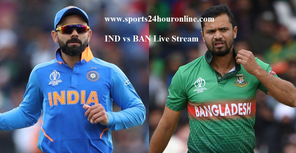 IND vs BAN First T20I live stream Bangladesh tour of India 2019