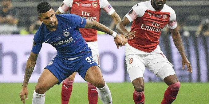 Arsenal vs Chelsea English Premier League 2019