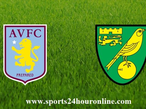 Aston Villa vs Norwich City live stream Football match Premier League