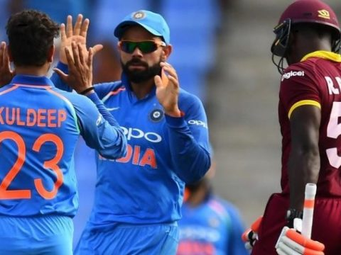 West Indies vs India 2nd ODI Live Streaming Cricket Match