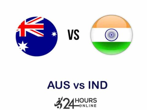 IND vs AUS Live Cricket Match Today 1st ODI