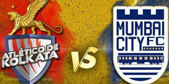 Mumbai City vs ATK live stream Football Match Preview & TV Channels