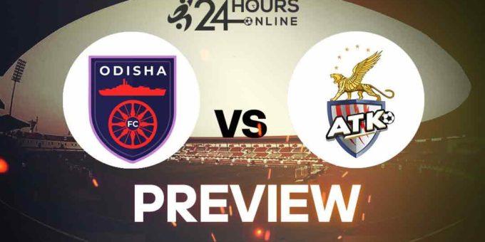 ATK vs Odisha