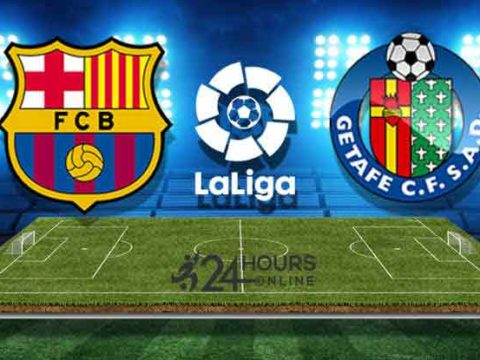 Barcelona vs Getafe Live Streaming Today Football Match La Liga 2019-20