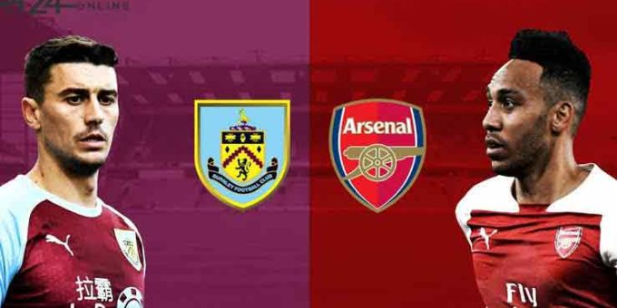 Burnley vs Arsenal Live Stream Football Match - Premier League 2020