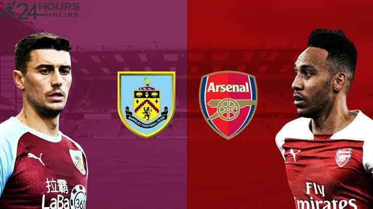 Burnley vs Arsenal Live Stream Football Match - Premier League 2020