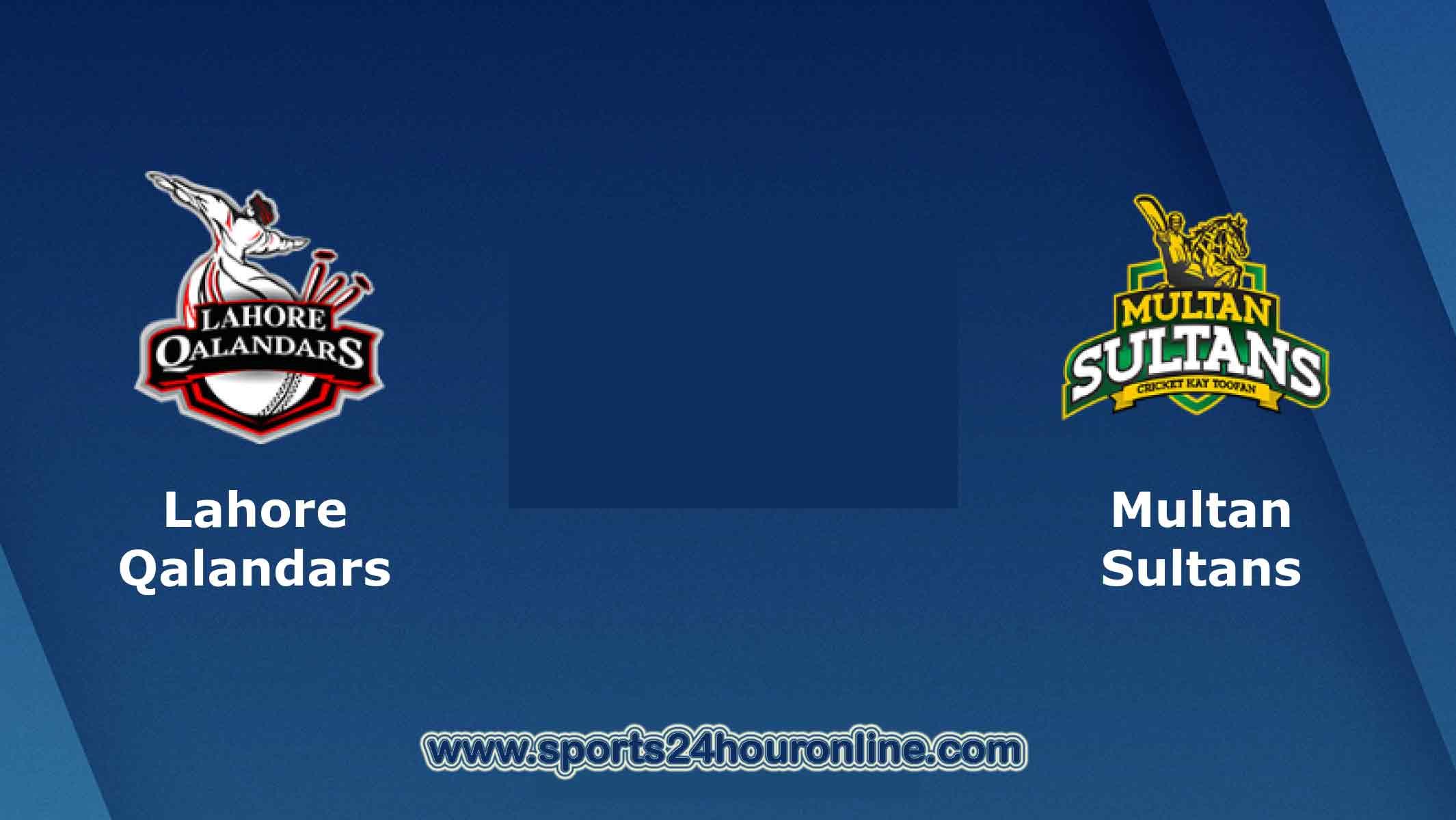 LHQ vs MS 3rd Match Live Streaming Today Match - PSL 2020