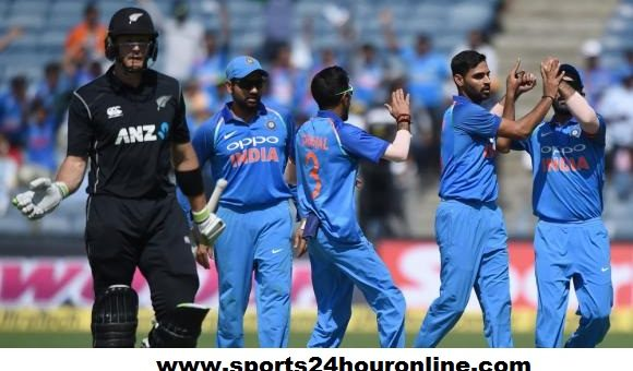 NZ vs IND First ODI Live Stream - India Tour of New Zealand 2020