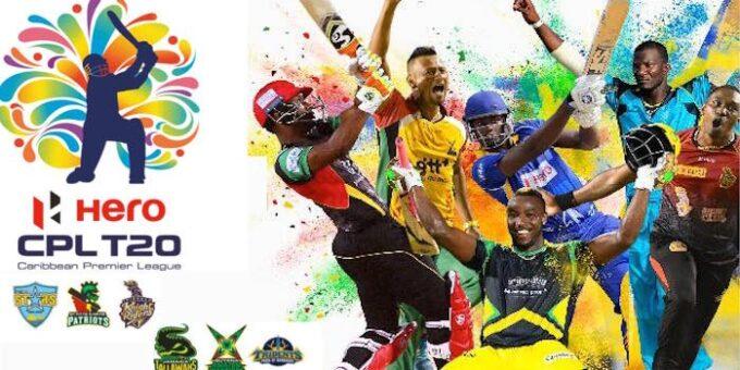 Caribbean Premier League 2020 Live Streaming TV Channels, Schedule, Live Score - CPL 2020