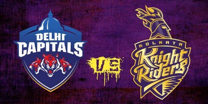 Kolkata Knight Riders vs Delhi Capitals